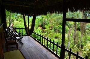 Cabana 1 (terraza)