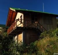 Cabaña en Wayqecha - foto por Christian Quispe