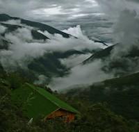 Estación Biológica Wayqecha - foto por Daniel Huamán