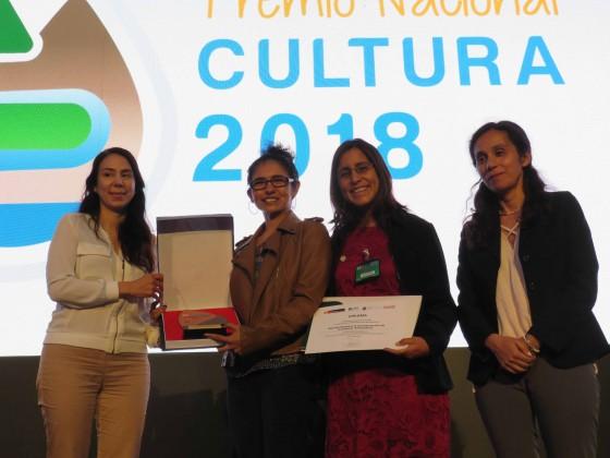 Conservación Amazónica ACCA ganador del Premio Nacional del Agua 2018 categoría investigaciones