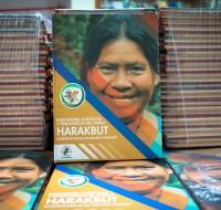 Libro indicadores Harakbut entregado por Conservación Amazónica - ACCA