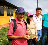 60 MIL ALEVINOS SON ENTREGADOS POR CONSERVACION AMAZONICA ACCA PARA MEJORAR ECONOMÍAS LOCALES Y CUIDAR EL ECOSISTEMA 3