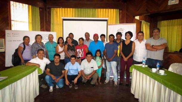 Taller Próximos pasos con el uso de Tecnología del proyecto CAMBIO de Conservación Amazónica - ACCA