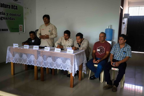 Comunidades socias de la Reserva Comunal Amarakaeri reciben financiamiento para impulsar actividades sostenibles